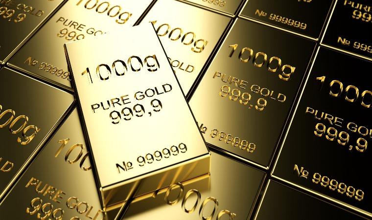 Sztabki złota - zdjęcie znalezione na stronie Tapeteos.pl